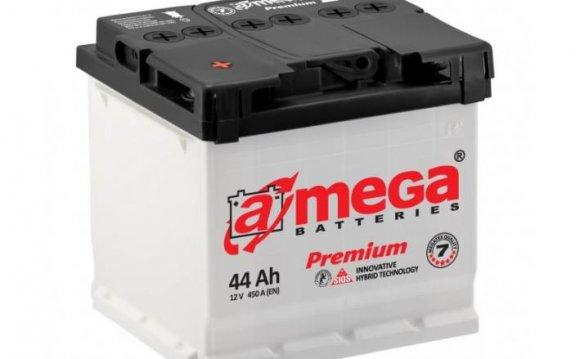A-Mega Premium 44ah L+450A