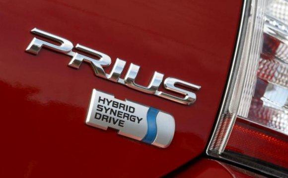 Гибриды Toyota будут