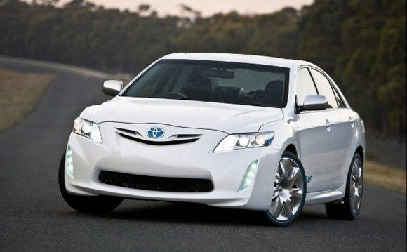 Список гибридных автомобилей с