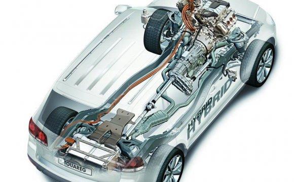 гибридные двигатели
