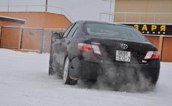 Toyota Camry hybrid на